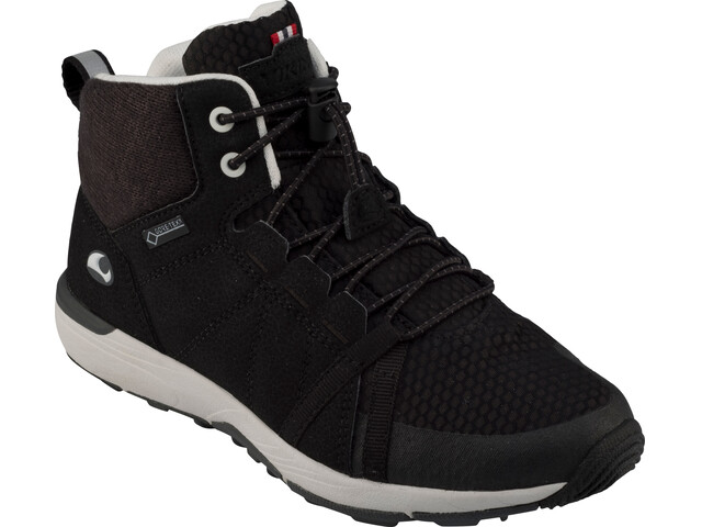 Viking Footwear Stockholm Mid GTX Lapset kengät , musta
